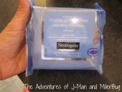 Neutrogena Makeup Remover Wipes Help you Take Care of the Skin You're In! #CBias