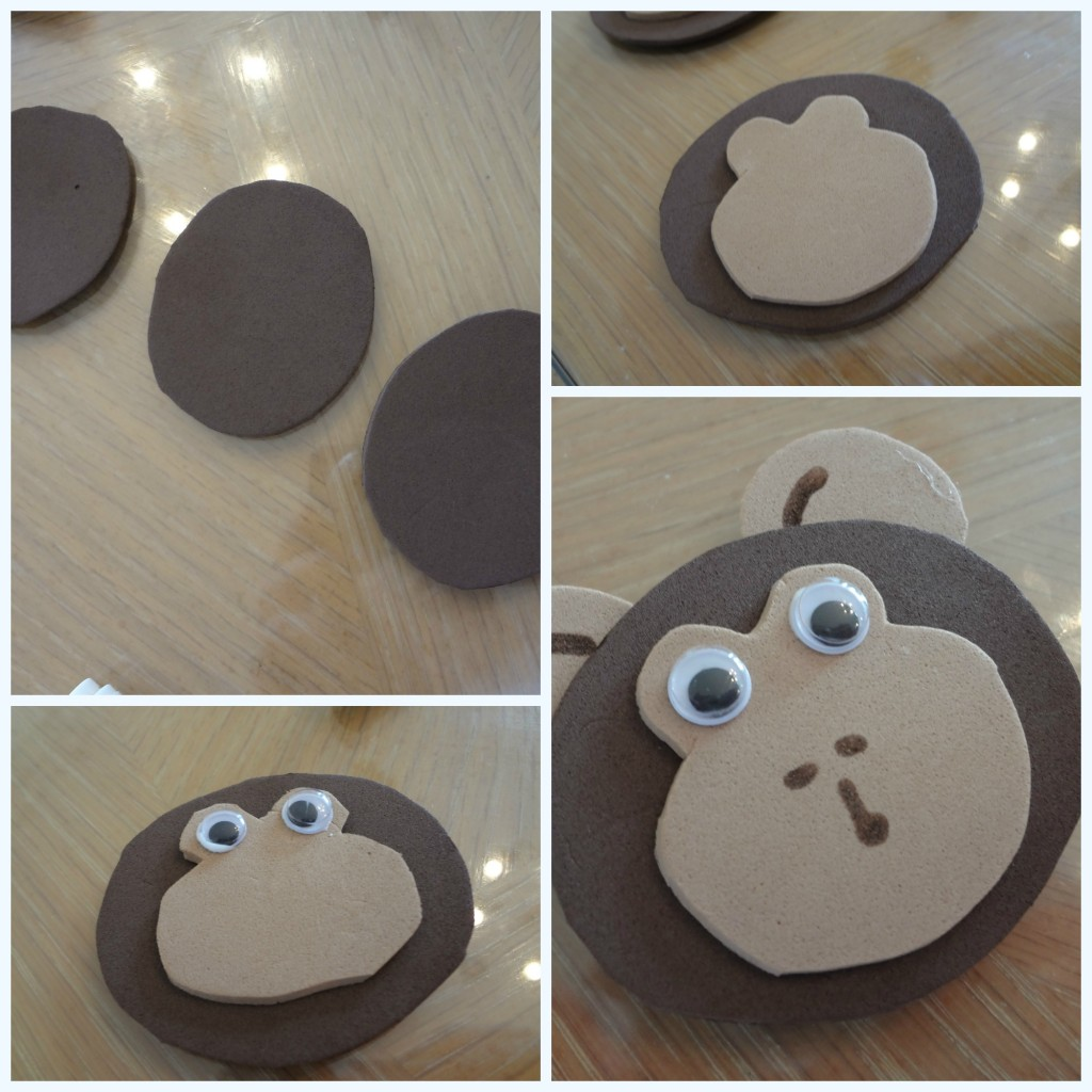 Toilet Paper Roll Monkeys 2