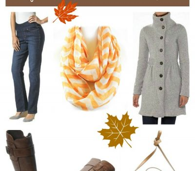 Five Fall Fashions Essentials for the Mom on the Go