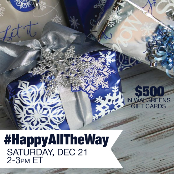 #HappyAllTheWay-Twitter-Party-12-21