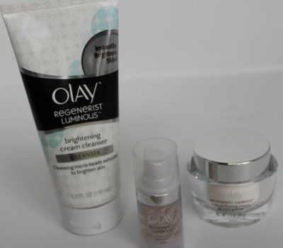 Defying Washed Out Skin with Olay #LuminousGlow