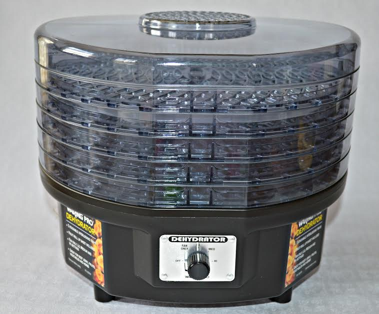 Make Easy Summer Snacks With A Waring Pro Food Dehydrator Mom