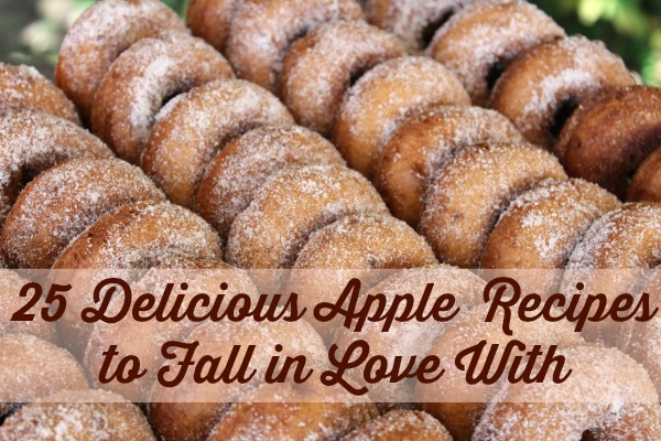 25 Delicious Apple Recipes to Fall in Love With