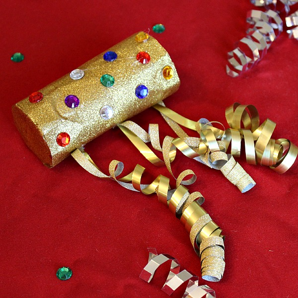 New Year S Eve Noise Maker Craft For Kids Mom Unleashed