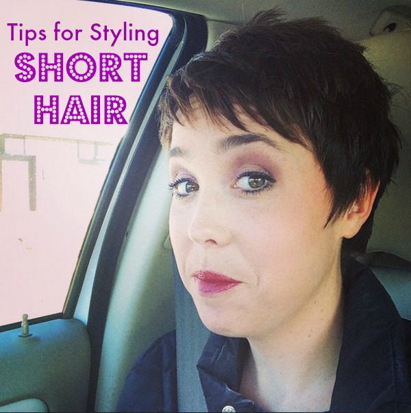 styling tips for short hair tips for styling hair unleashed 5690 | Tips for Styling Short Hair