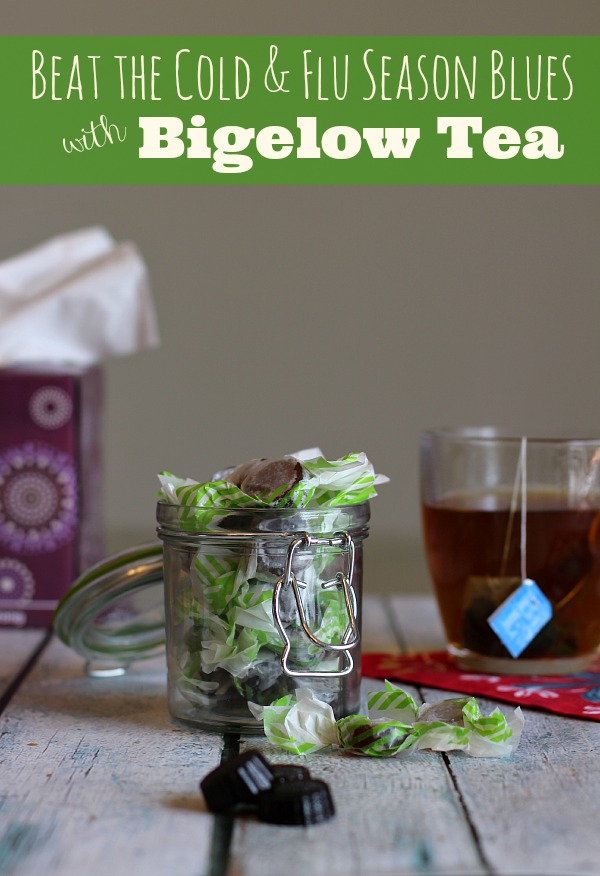 #AmericasTea #ad Beat the Cold and Flu Sesaon Blues with Bigelow Tea