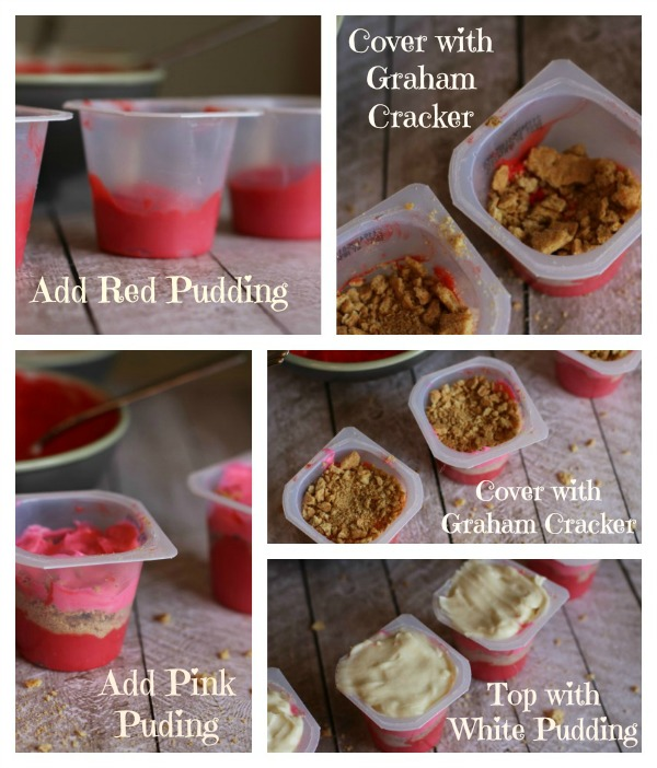 #SnackPackMixIns #ad Pudding Process 1