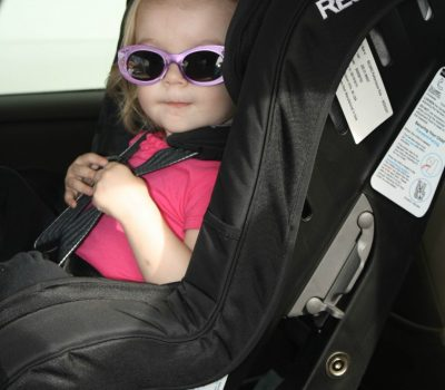 Tips for Keeping Your Child Cool During Summer Travel