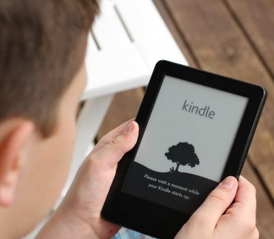 Uncover Your Child's Love of Reading with Amazon Kindle