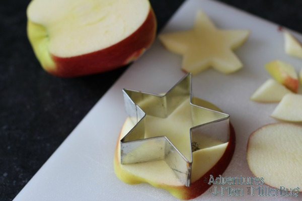 #Youknowyouloveit Star Shapped Fruit