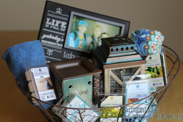 #WicklessWonders #ad Gift Basket 3