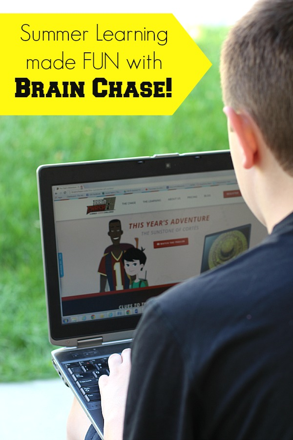 Summer Learning Made Fun with Brain Chase