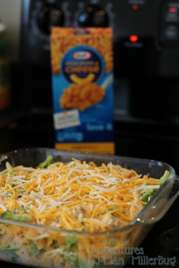 #YouKnowYouLoveIt #ad Mac and Cheese Casserole