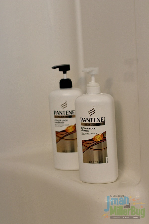 Pantene In Shower