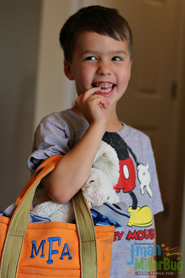 #ConfidentKids #ad Ready to Leavce