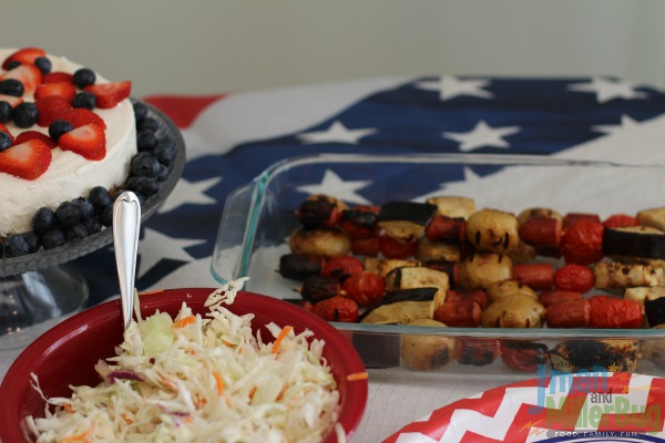 #FireUpTheGrill #ad 4th of July Ideas