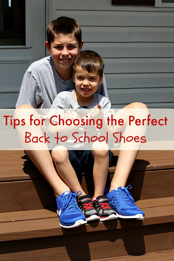 Tips for Choosing the Perfect Back to School Shoes