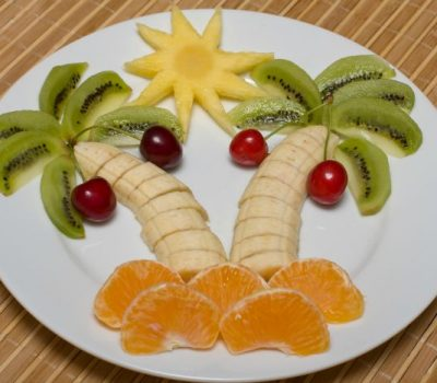 Fruity Ways to Make After School Snacking Fun