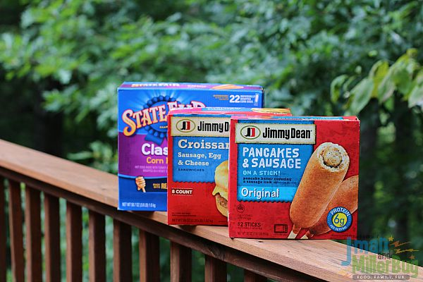 #FuelforSchool #ad Breakfast and Snack items