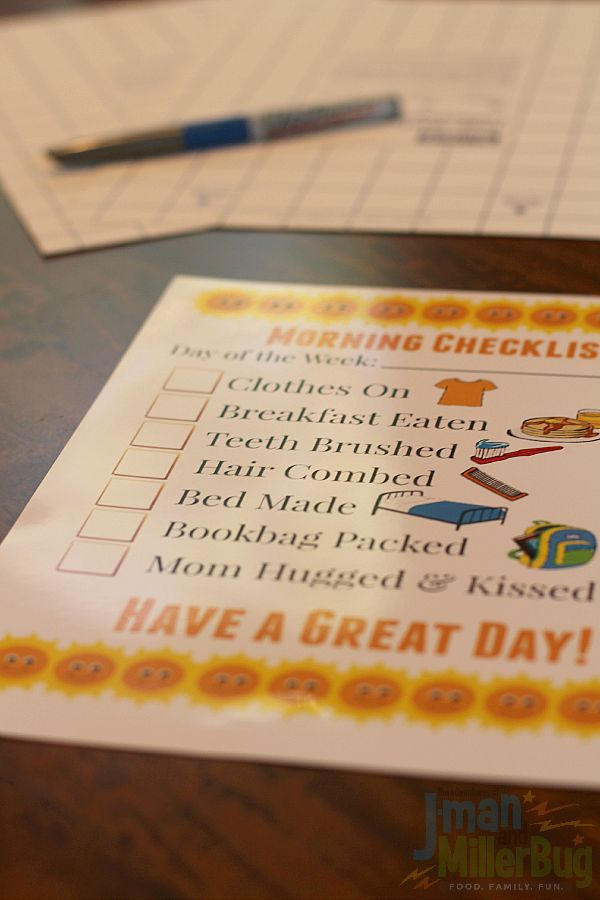 #FuelForSchool #ad Printable Process