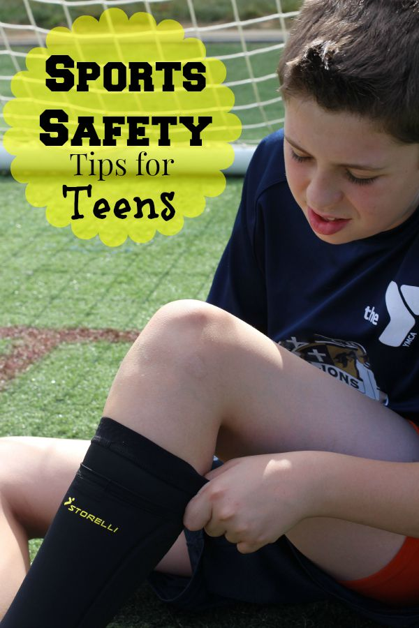Sports Safety Tips for Teens