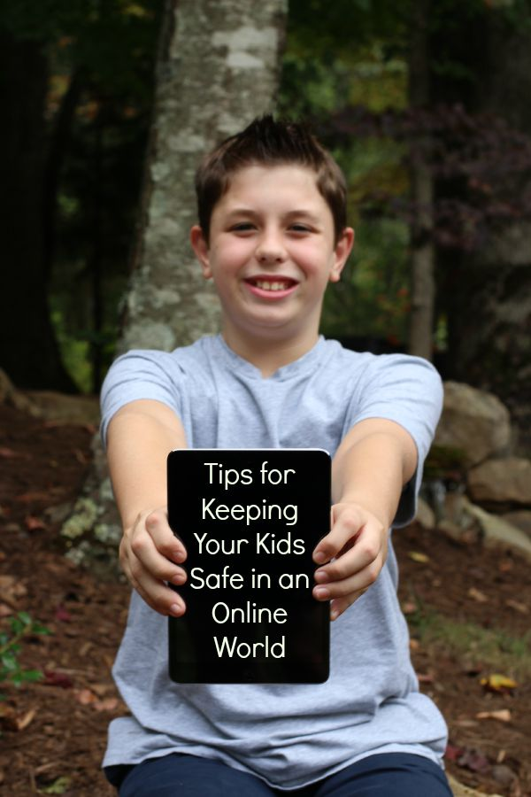 Tips for Keeping Your Kids Safe in an Online World