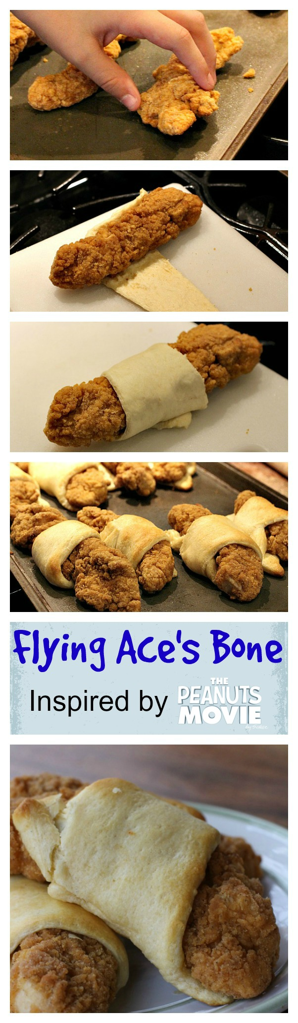 Flying Ace's Bone Collage