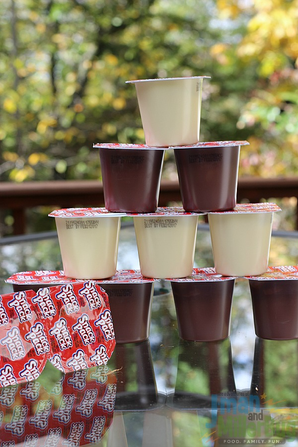 Pudding Cups