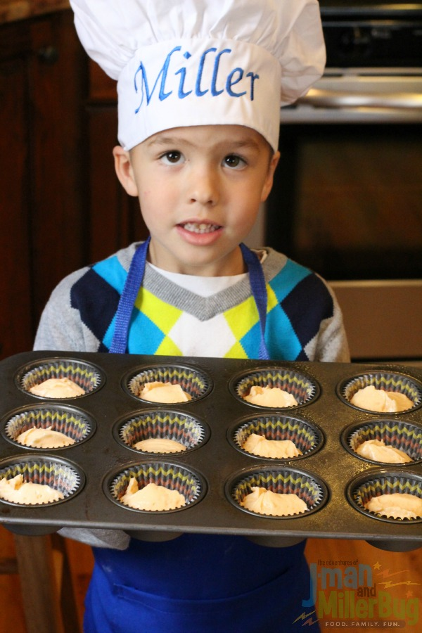 #SpookySnacks #ad Cucpakes Ready for Oven
