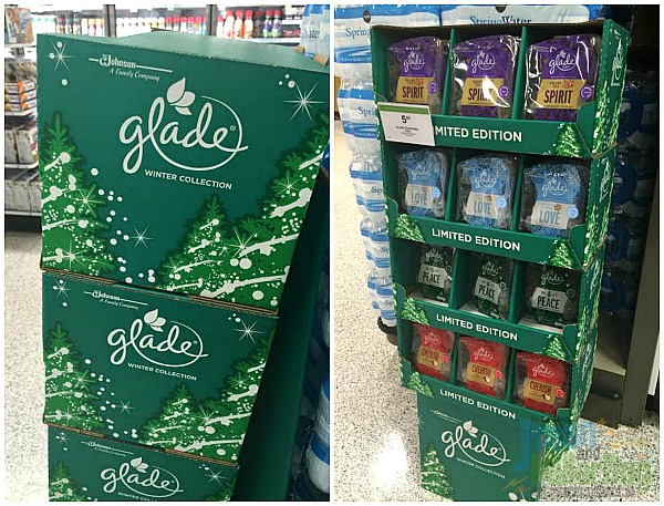 #HolidaywithGlade #ad In Store Shot