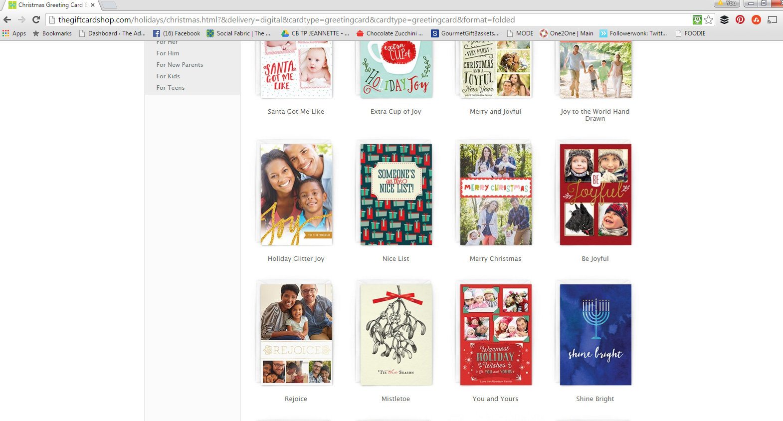 #eHolidays #ad Gift Card Shop 2