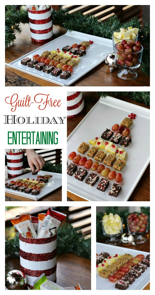 Guilt Free Holiday Entertaining