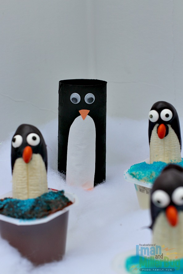 Penguin Snack and Craft 1
