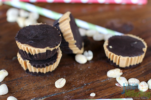 #StartWithJifPowder #ad Guilt Free Peanut Butter Cups 2