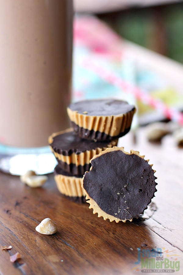 #StartWithJifPowder #ad Guilt Free Peanut Butter Cups 3