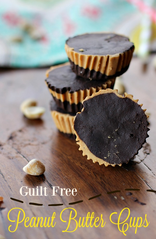 #StartWithJifPowder #ad Guilt Free Peanut Butter Cups