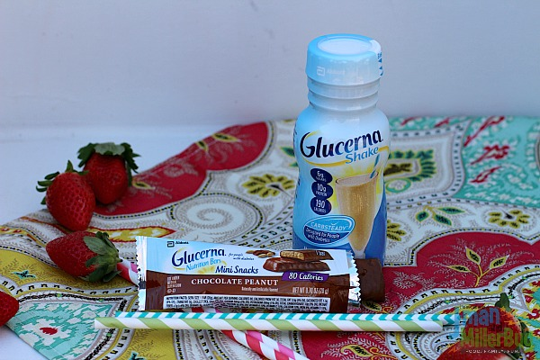 #SteadyIsExciting #ad Glucerna Products