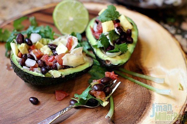 Spicy Stuffed Avocados Final 1