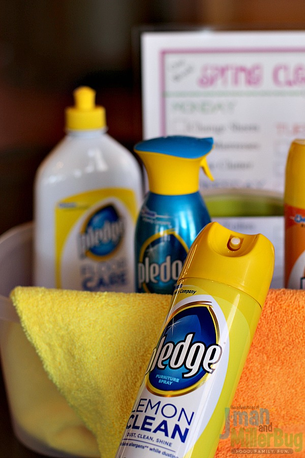 #MyPledgeCastle #ad Cleaning Quickly 3