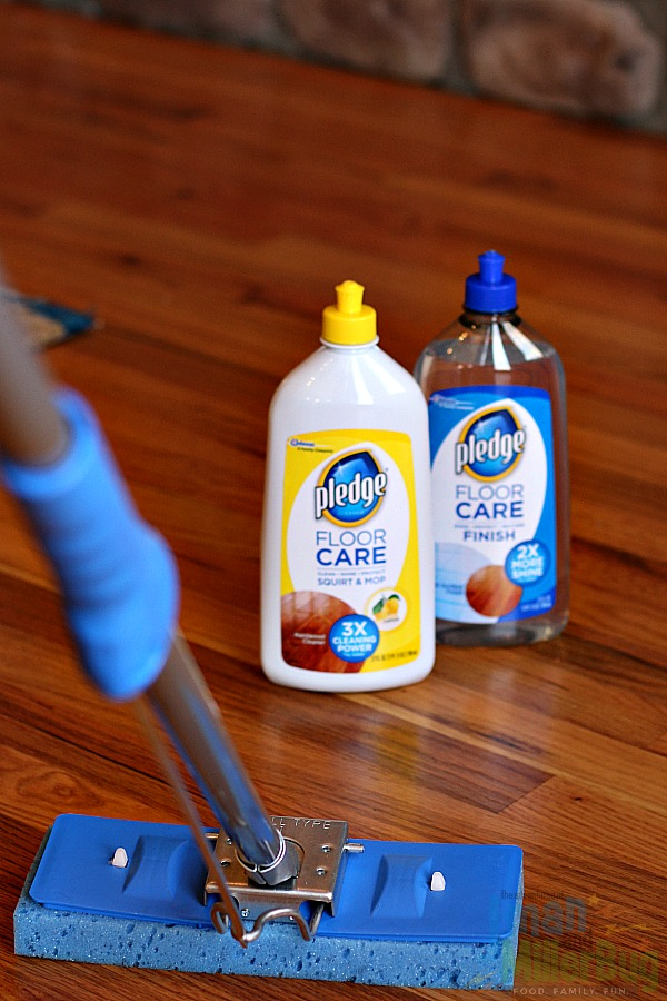 #MyPledgeCastle #ad Spring Cleaning Checklist Process 6