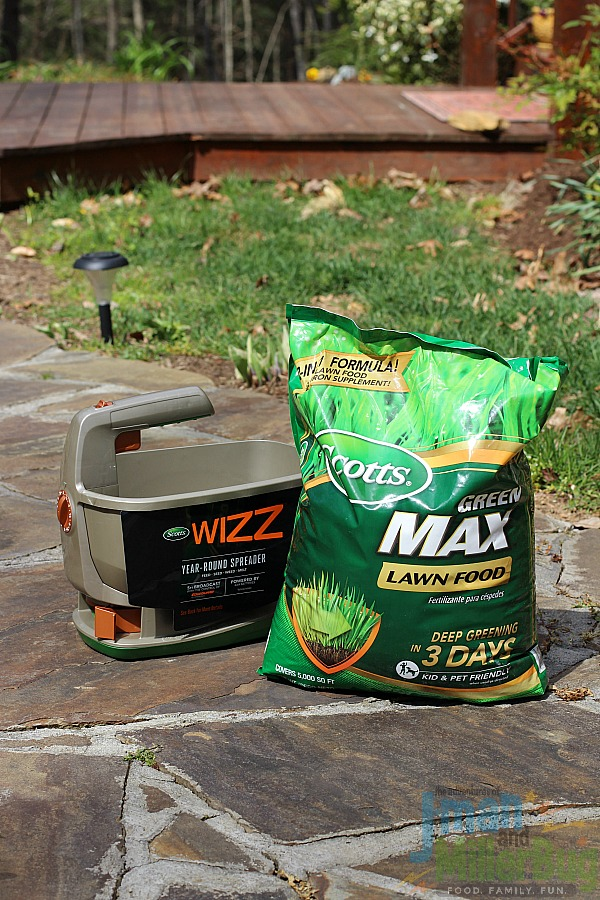 #LoveYourLawn #ad Products