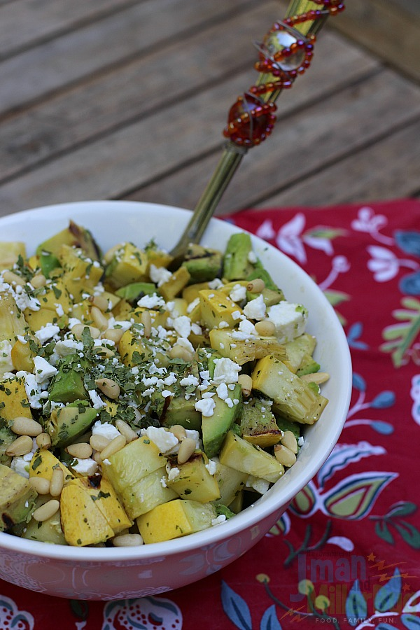 Grilled Squash and Avocado Salad Final 2