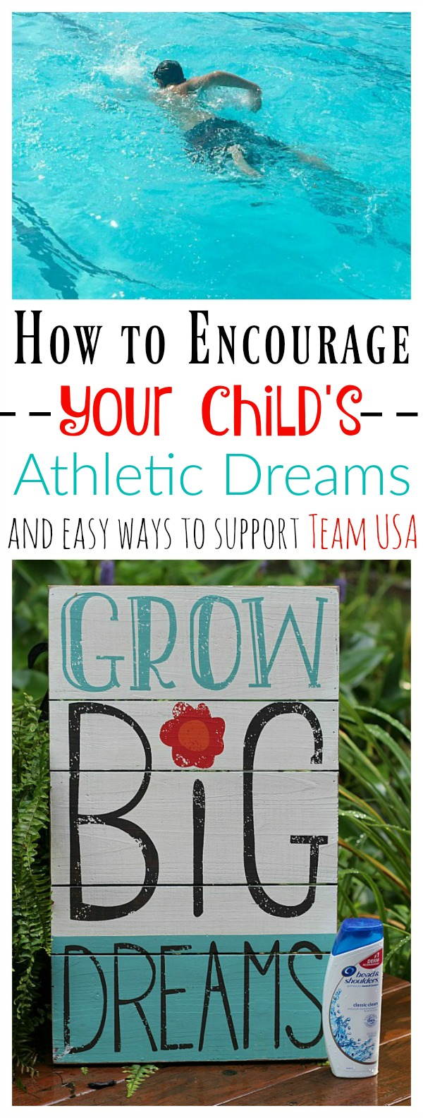 How to Encourage Your Child's Athletic Dreams