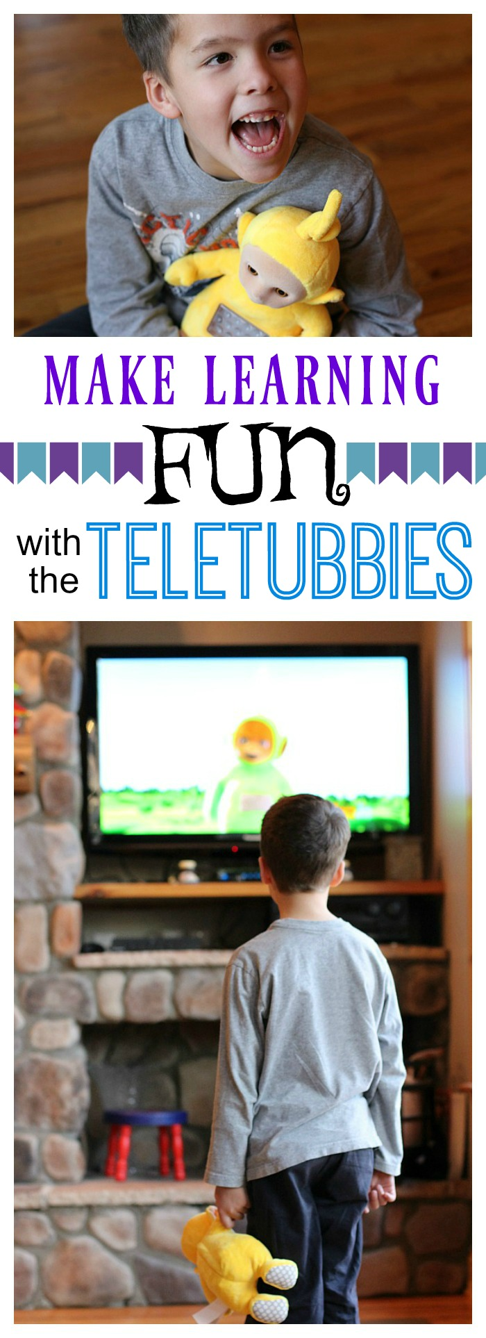 Make Learning Fun With The Teletubbies