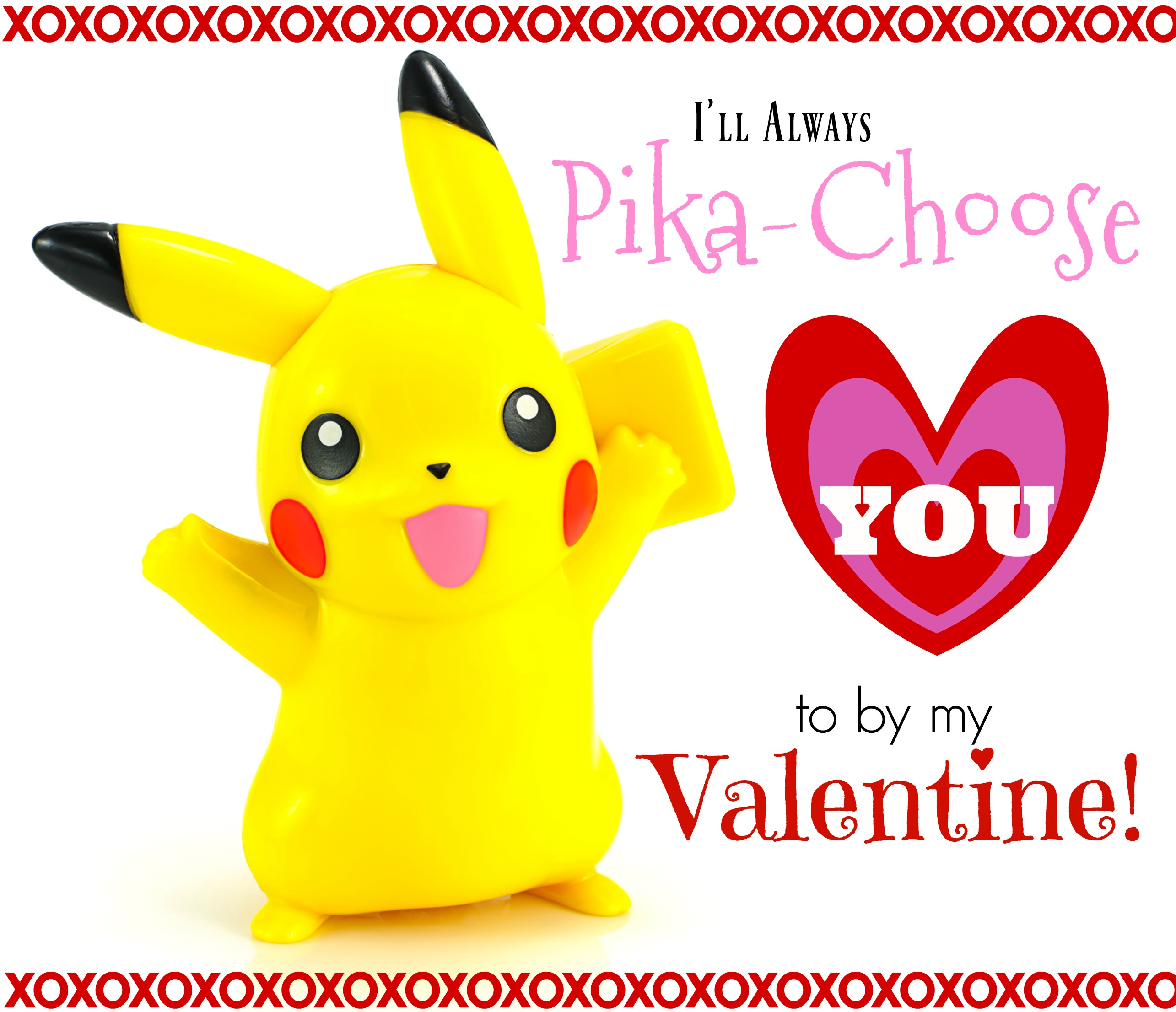 photo regarding Printable Pikachu titled Printable Pikachu Valentines Working day Playing cards - Mother Unleashed