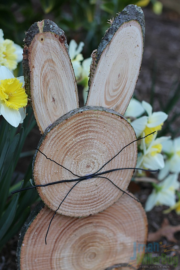 Diy Rustic Wooden Bunny A Step By Step Tutorial Mom Unleashed