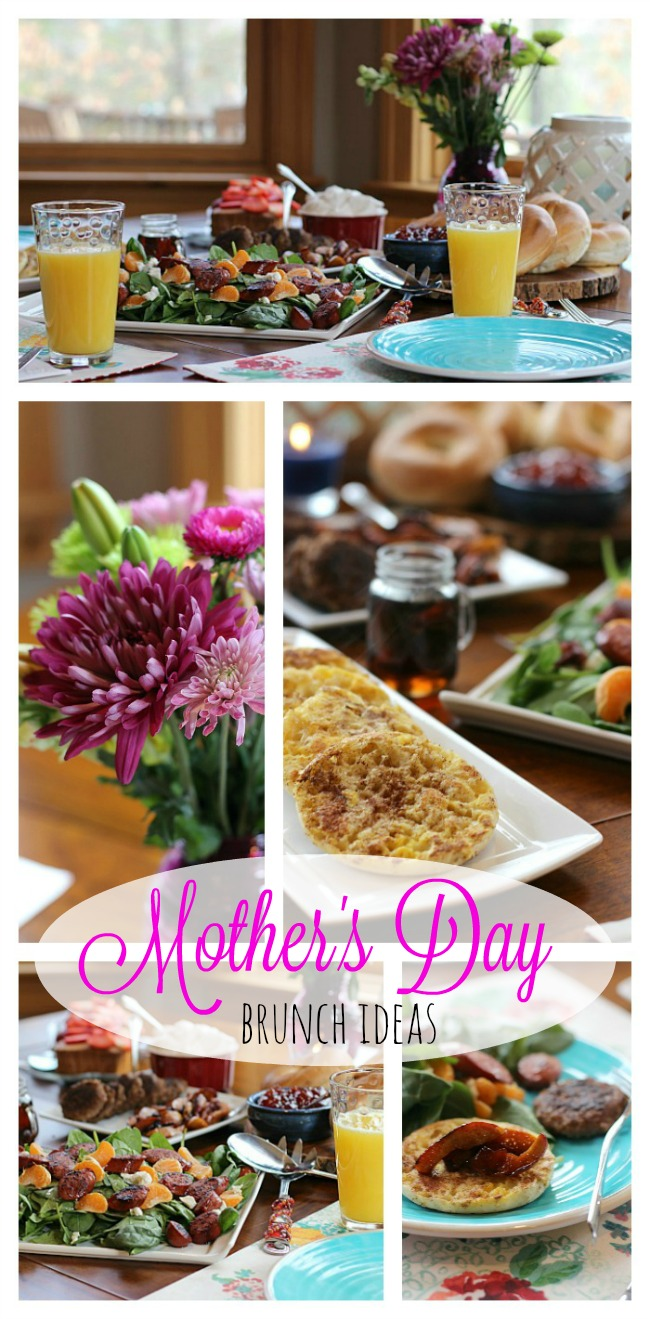 Few Mother S Day Brunch Ideas Some Amazing Products From A Little Creativity And Surprise That Involved Three Generations