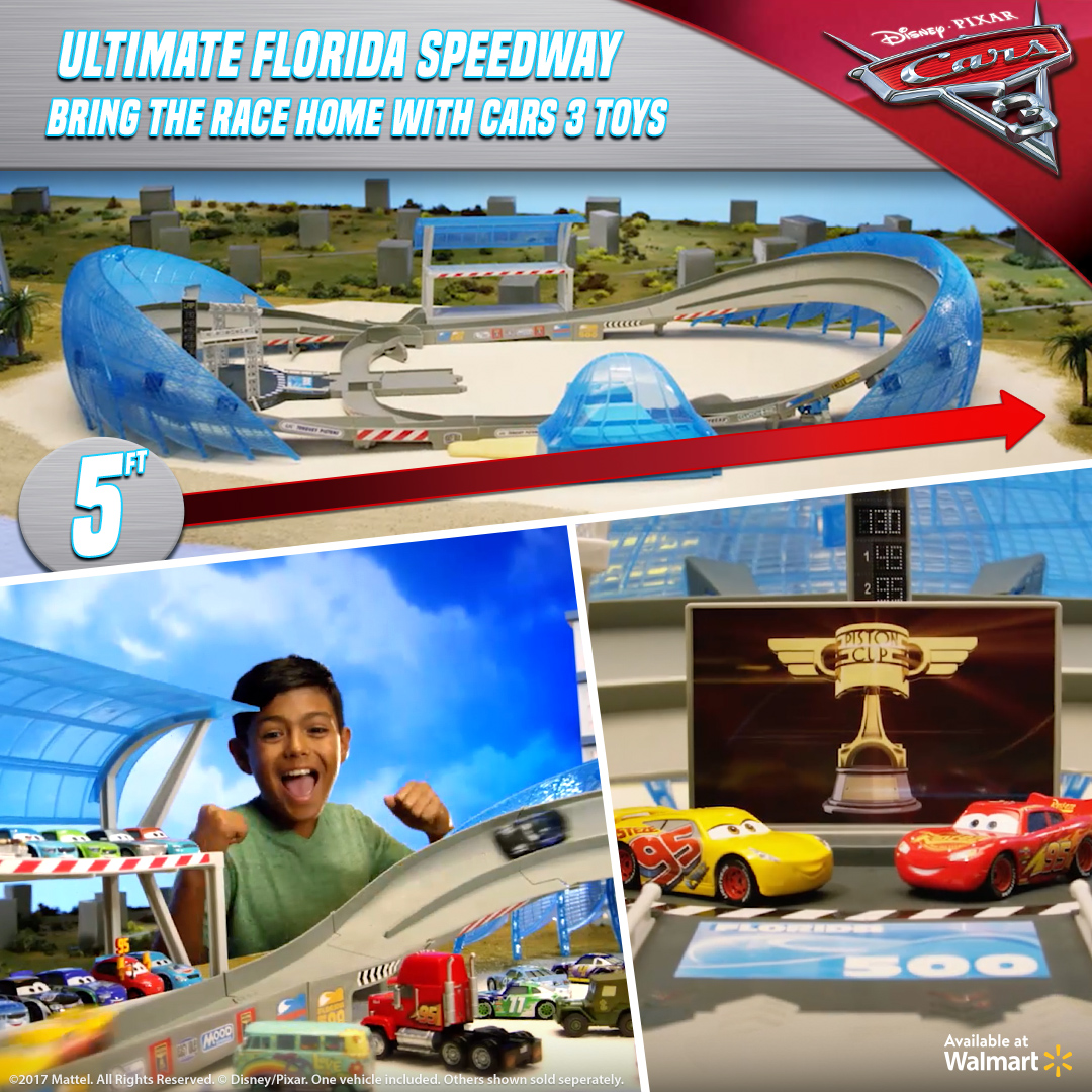 Holiday Racing Fun With Cars 3 Toys Mom Unleashed