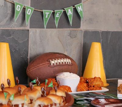 Easy Homegating Tips & Ideas