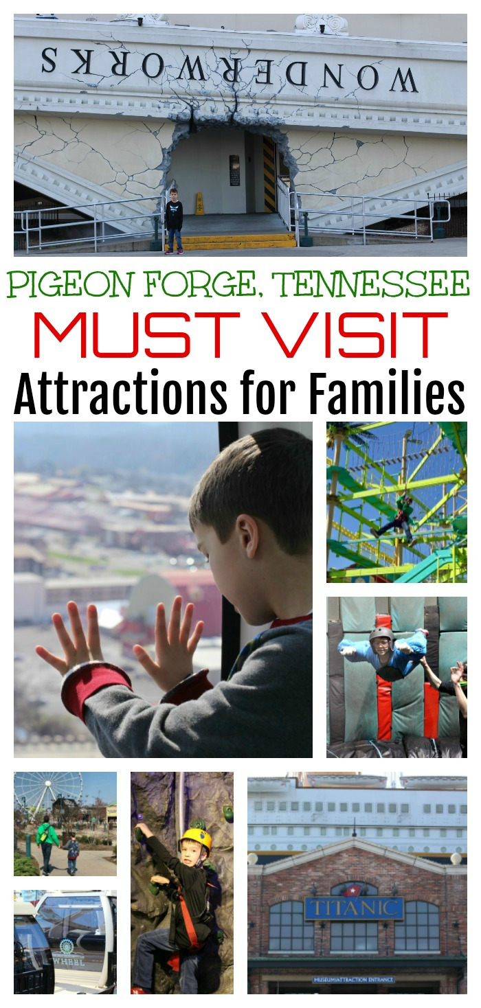 pigeon forge must visit attractions for families mom unleashed
